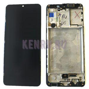 Дисплей для Samsung A315F A31 модуль Черный - OR