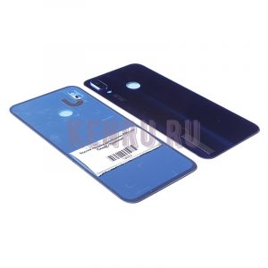 Задняя крышка для Huawei P20 Lite Синий - Премиум