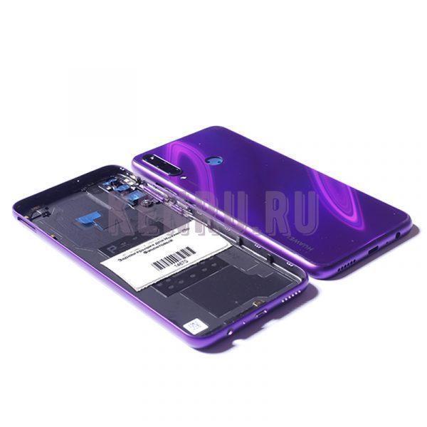 Задняя крышка для Huawei Y6p Фиолетовый