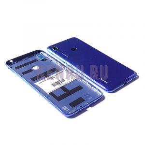 Задняя крышка для Huawei Y7 2019 Синий