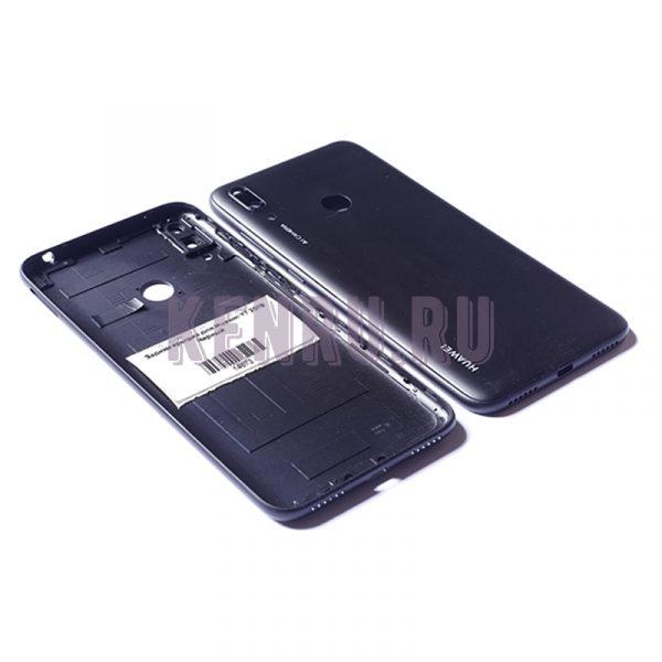 Задняя крышка для Huawei Y7 2019 Черный