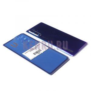 Задняя крышка для Huawei P30 Pro Синий-Премиум