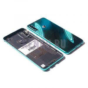 Задняя крышка для Huawei Y6p Зеленый