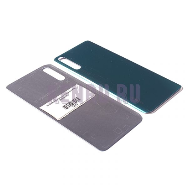 Задняя крышка для Huawei Y8p Зеленый