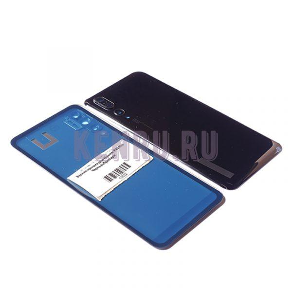 Задняя крышка для Huawei P20 Pro Черный-Премиум