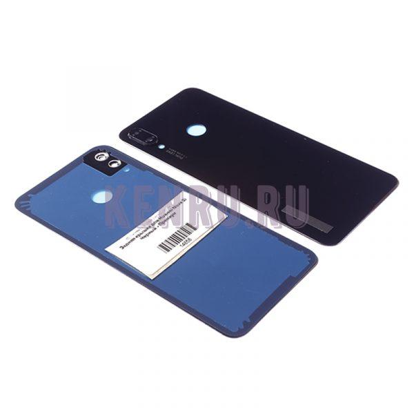 Задняя крышка для Huawei Nova 3i Черный - Премиум