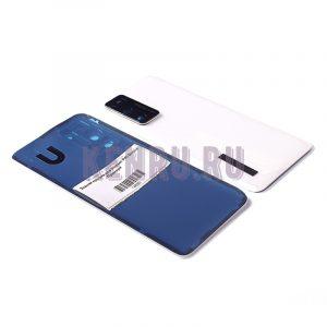 Задняя крышка для Huawei P40 Белый - Премиум