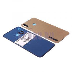 Задняя крышка для Huawei P20 Lite Золото - Премиум