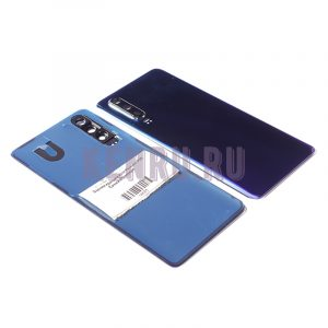 Задняя крышка для Huawei P30 Синий-Премиум