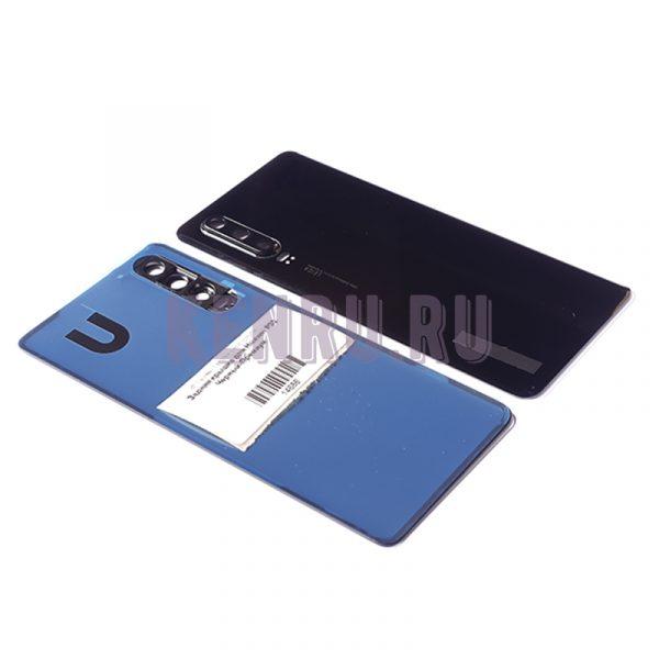 Задняя крышка для Huawei P30 Черный-Премиум