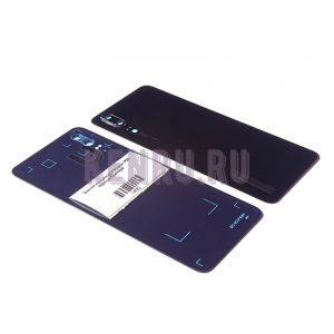Задняя крышка для Huawei P20 Черный-Премиум