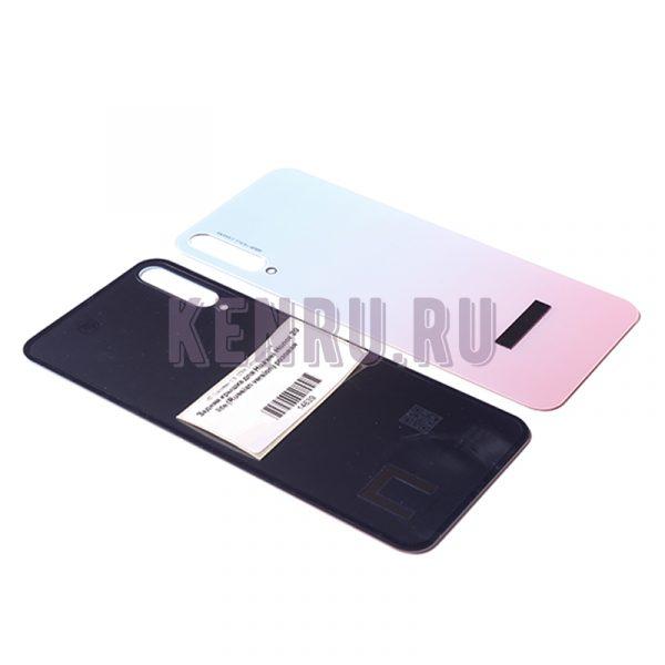 Задняя крышка для Huawei Honor 20 lite (Russian version) розовая