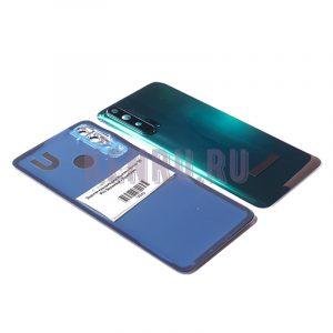 Задняя крышка для Huawei Honor 20 Pro Зеленый - Премиум