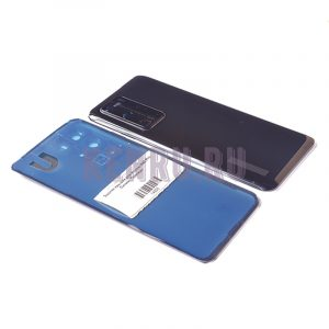 Задняя крышка для Huawei P40 Pro Синий - Премиум