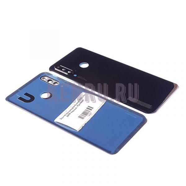 Задняя крышка для Huawei P30 Lite 24MP Черный - Премиум