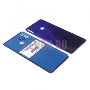 Задняя крышка для Huawei P30 Lite 24MP Синий - Премиум