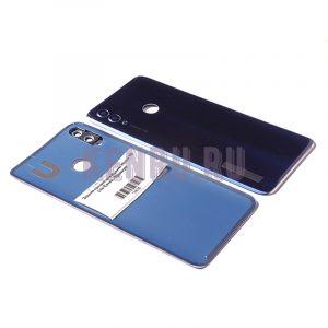Задняя крышка для Huawei Honor 10 Lite Синий - Премиум