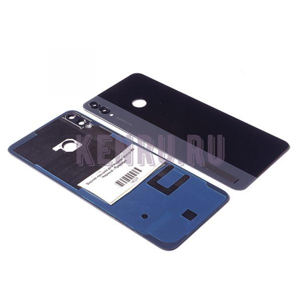 Задняя крышка для Huawei Honor 8X Черный - Премиум