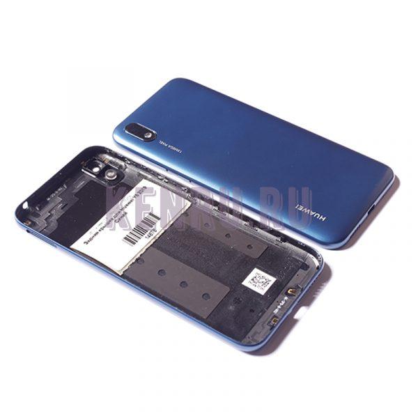 Задняя крышка для Huawei Y5 2019 Синий