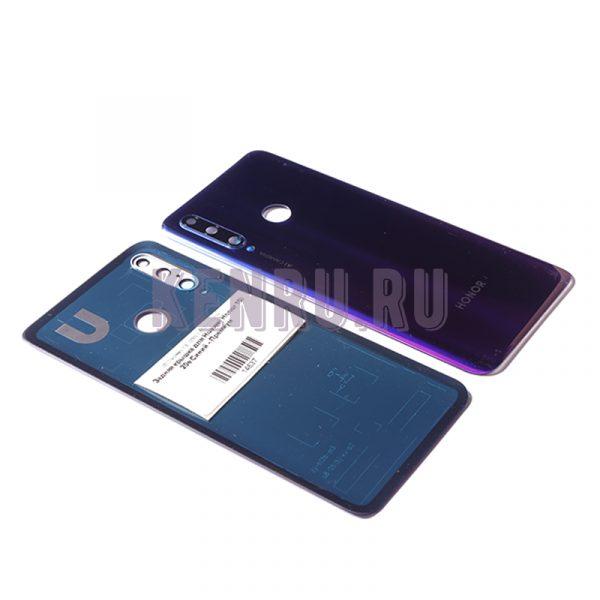 Задняя крышка для Huawei Honor 10i 20e Синий - Премиум
