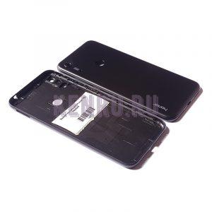 Задняя крышка для Huawei Y6s Черный