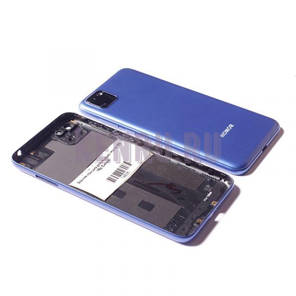 Задняя крышка для Huawei Honor 9S Y5p Синий