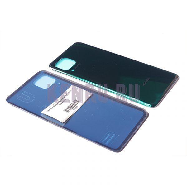 Задняя крышка для Huawei Nova 7i Зеленый