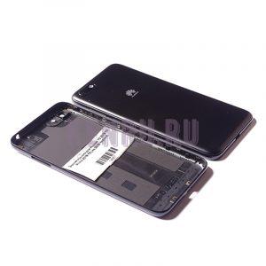 Задняя крышка для Huawei Y5 2018 Y5 Prime 2018 Y5 Lite 2018 Черный