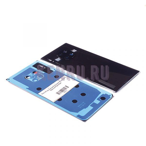 Задняя крышка для Huawei Mate 30 Pro Черный-Премиум