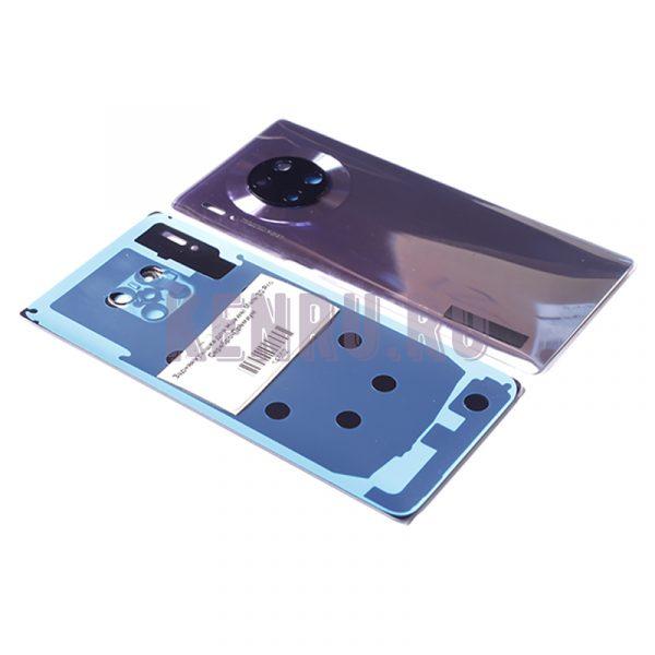 Задняя крышка для Huawei Mate 30 Pro Серебро-Премиум