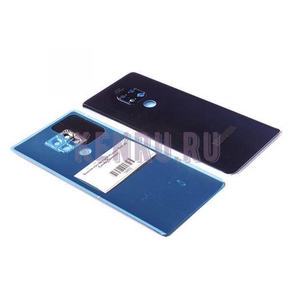 Задняя крышка для Huawei Mate 20 Синий-Премиум