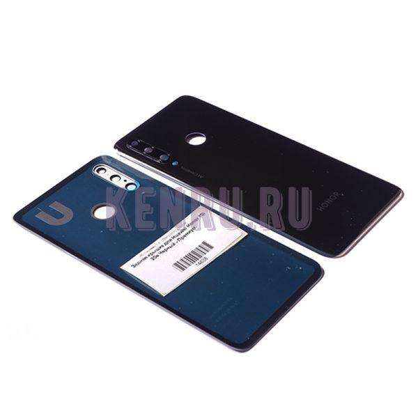 Задняя крышка для Huawei Honor 10i 20e Черный - Премиум
