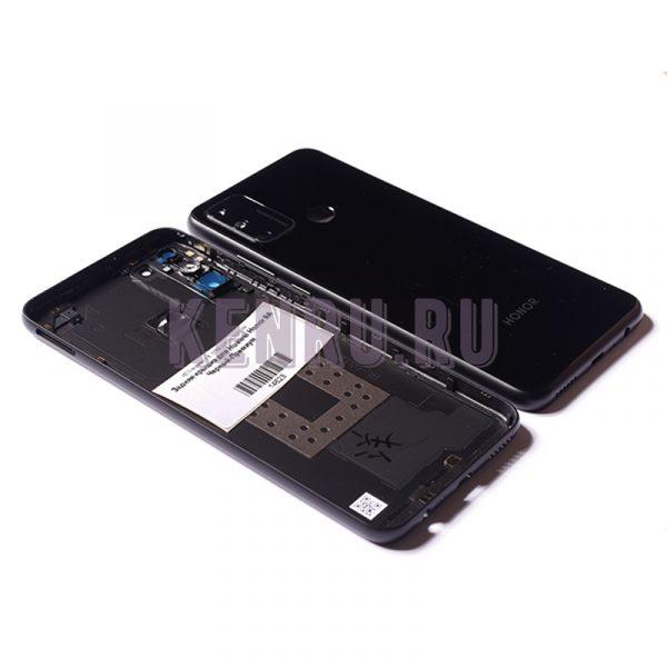 Задняя крышка для Huawei Honor 9A Черный-Премиум