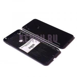Задняя крышка для Huawei Honor 8A 8A Pro Черный
