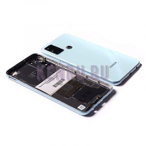 Задняя крышка для Huawei Honor 9A Голубой-Премиум