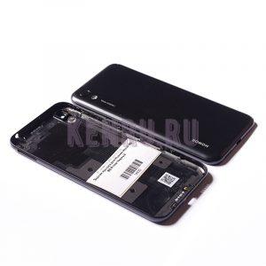 Задняя крышка для Huawei Honor 8S 8S Prime Черный