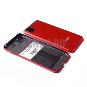 Задняя крышка для Huawei Honor 9S Y5p Красный