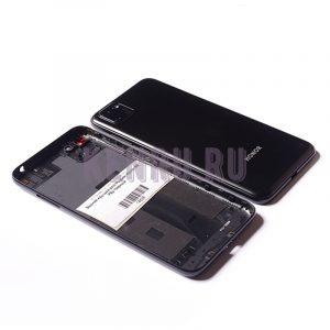 Задняя крышка для Huawei Honor 9S Y5p Черный