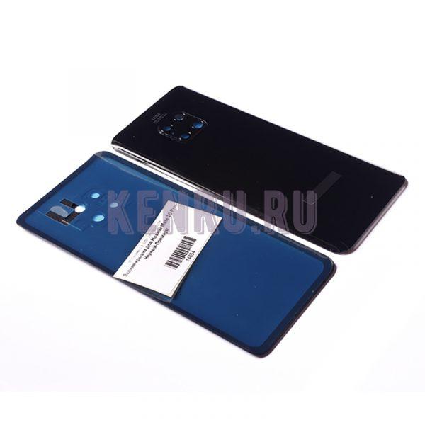 Задняя крышка для Huawei Mate 20 Pro Черный-Премиум