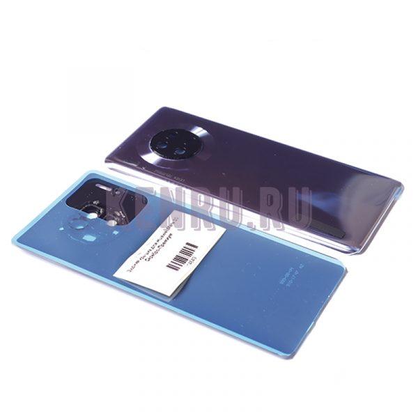 Задняя крышка для Huawei Mate 30 Серебро-Премиум