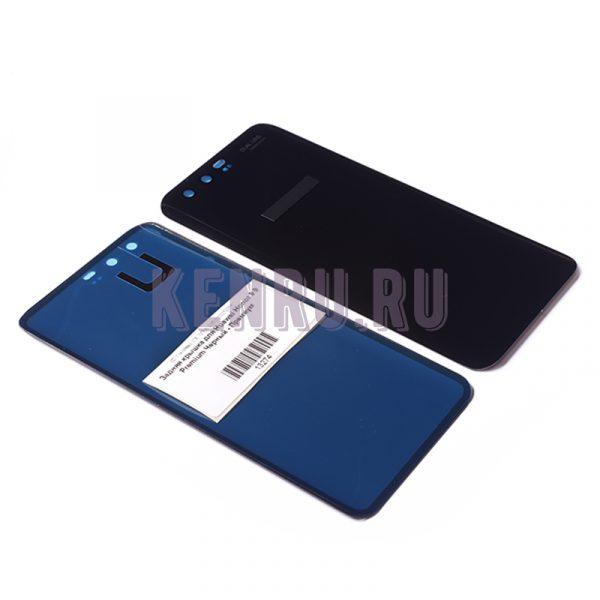 Задняя крышка для Huawei Honor 9 9 Premium Черный - Премиум