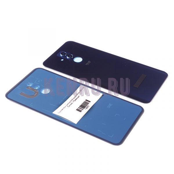 Задняя крышка для Huawei Mate 20 Lite Синий - Премиум