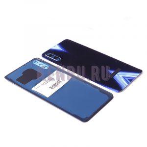 Задняя крышка для Huawei Honor 9X Синий-Премиум