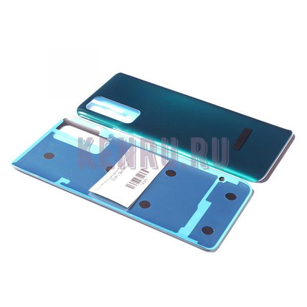 Задняя крышка для Huawei Honor View 30 Pro Зеленый