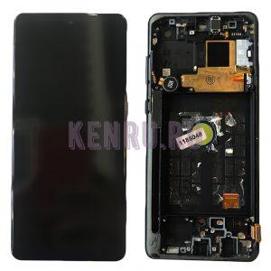 Дисплей для Samsung N770F Note 10 Lite модуль Черный - OR