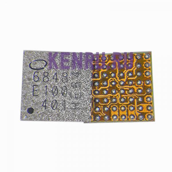 Микросхема для iPhone PMB6848 Контроллер питания для iPhone 8 8 Plus X