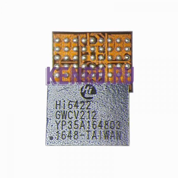 Микросхема Hi6422GWCV212 Контроллер питания для Huawei