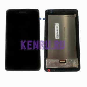 Дисплей для Huawei MediaPad T2 7.0 BGO-DL09 BGO-L03 Черный - OR в корпусе