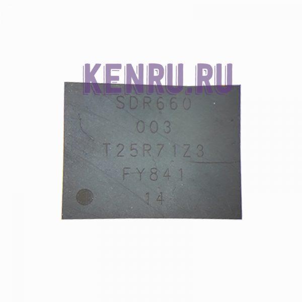 Микросхема SDR660 003 Контроллер питания для Xiaomi