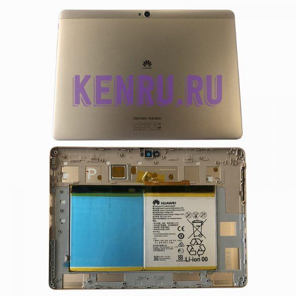 Задняя крышка для Huawei MediaPad M2 10.0 с акб HB26A510EBC - Золото